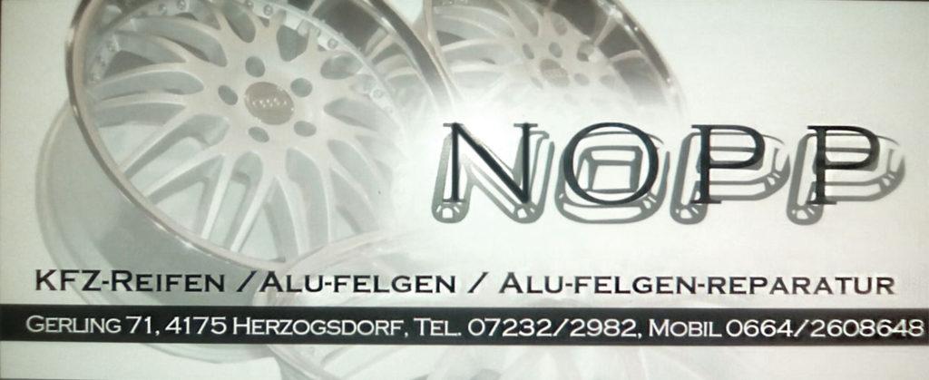 KFZ Nopp
